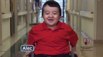 Shriners Hospitals for Children TV Spot, 'First Moments' - Thumbnail 1