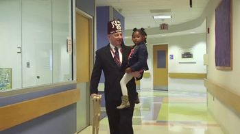 Shriners Hospitals for Children TV Spot, 'First Moments'