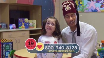 Shriners Hospitals for Children TV Spot, 'First Moments' - Thumbnail 5
