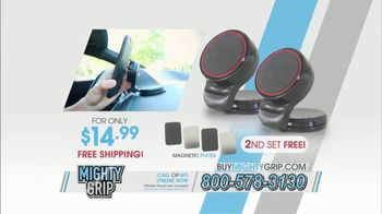 Mighty Grip TV Spot, 'Right Where You Need It' - Thumbnail 6