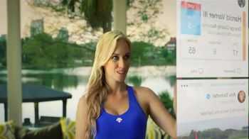 18Birdies TV Spot, 'Just the Beginning' Featuring Paige Spiranac