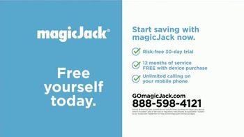 magicJack TV Spot, 'Free Yourself' - Thumbnail 8