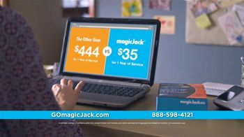 magicJack TV Spot, 'Free Yourself' - Thumbnail 4