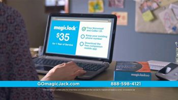 magicJack TV Spot, 'Free Yourself' - Thumbnail 5