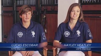 United States Polo Association TV Spot, 'New Generation' - Thumbnail 2
