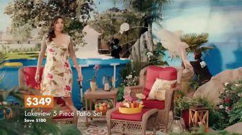 Big Lots TV Spot, 'Private Island Patio' - Thumbnail 2