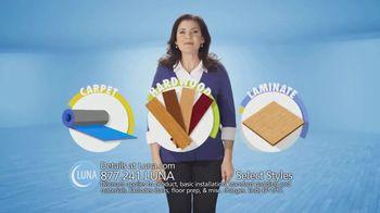 Luna Half Off Sale TV Spot, 'Shop Select Styles of Carpet and Flooring' - Thumbnail 3