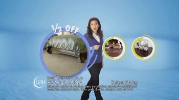 Luna Half Off Sale TV Spot, 'Shop Select Styles of Carpet and Flooring' - Thumbnail 4