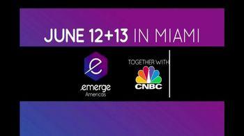 2017 Emerge Americas TV Spot, 'CNBC: Cutting Edge' - Thumbnail 2