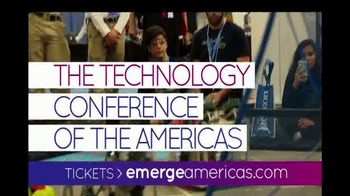 2017 Emerge Americas TV Spot, 'CNBC: Cutting Edge' - Thumbnail 3