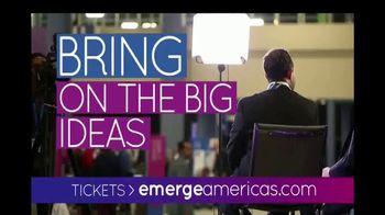 2017 Emerge Americas TV Spot, 'CNBC: Cutting Edge' - Thumbnail 4
