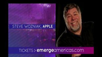 2017 Emerge Americas TV Spot, 'CNBC: Cutting Edge' - Thumbnail 5