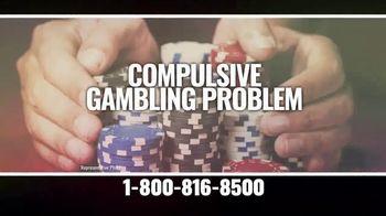 Crumley Roberts TV Spot, 'Abilify Warning: Compulsive Gambling' - Thumbnail 1