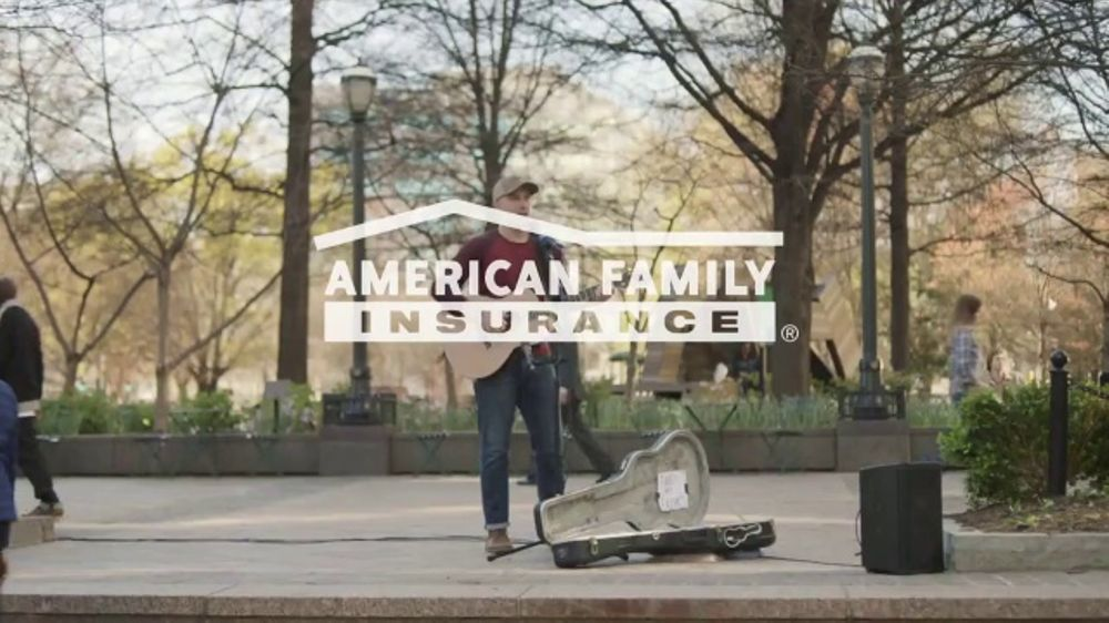 American Family Insurance TV Commercial, 'Duet' Featuring ...