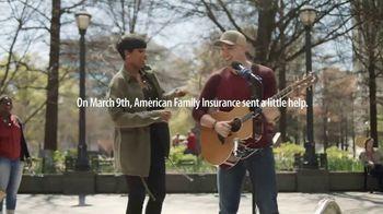 American Family Insurance TV Spot, 'Duet' Featuring Jennifer Hudson - Thumbnail 5