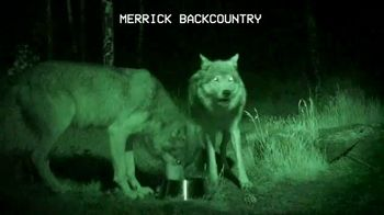 Merrick Backcountry TV Spot, 'Wolf-Tested'