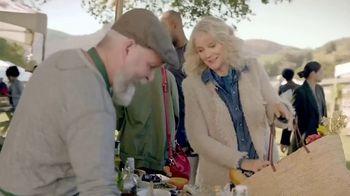 Prolia TV Spot, 'Farmers Market' Featuring Blythe Danner