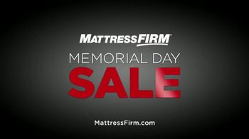 Mattress Firm Memorial Day Sale TV Spot, 'Love Your Mattress' - Thumbnail 8