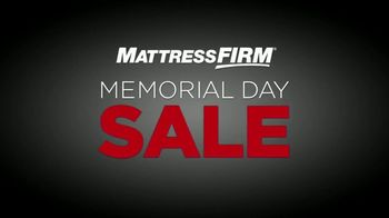 Mattress Firm Memorial Day Sale TV Spot, 'Love Your Mattress' - Thumbnail 3