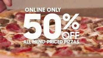 Pizza Hut TV Spot, 'Half Off Your Favorites' - Thumbnail 3