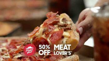 Pizza Hut TV Spot, 'Half Off Your Favorites' - Thumbnail 5