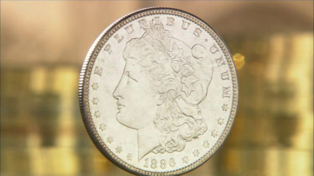 National Collector's Mint TV Commercial, 'Morgan Silver Dollar: Silver Prices'