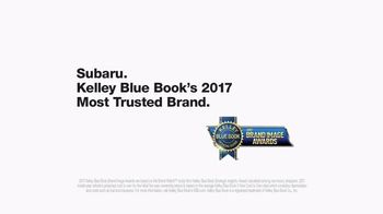 Subaru TV Spot, 'What You Value Most' [T1] - Thumbnail 7