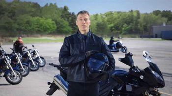GEICO Motorcycle TV Spot, 'Safety Tips: Helmet' - Thumbnail 3