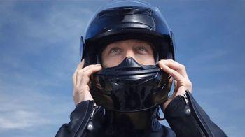GEICO Motorcycle TV Spot, 'Safety Tips: Helmet' - Thumbnail 5