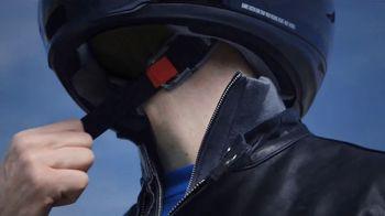 GEICO Motorcycle TV Spot, 'Safety Tips: Helmet' - Thumbnail 6