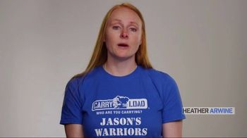 Carry the Load TV Spot, 'Heather Arwine: Memorial Day' - Thumbnail 6