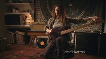Credit Karma TV Spot, \'New Bass\'