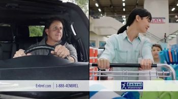 Enbrel TV Spot, 'Side-By-Side Joint Pain' Featuring Phil Mickelson - Thumbnail 7