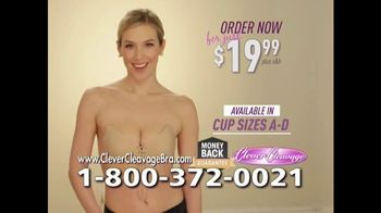 Clever Cleavage TV Spot, 'Adjust Your Cleavage' - Thumbnail 7
