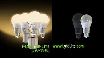 LyfeLite TV Spot, 'Emergency LED Bulb' - Thumbnail 4