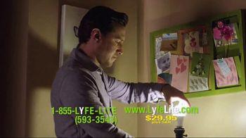 LyfeLite TV Spot, 'Emergency LED Bulb'