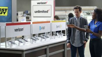 Best Buy Samsung Galaxy S8 TV Spot, 'Adult: Gift Card' Song by Bill Conti - Thumbnail 5