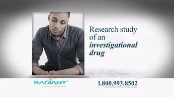 Radiant Clinical Research TV Spot, 'Treatment Resistant Depression Study' - Thumbnail 2