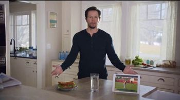 AT&T Internet TV Spot, \'No Extra Fees\' Feat. Mark Wahlberg, Anjelica Huston