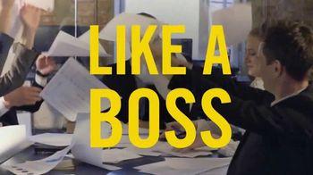 Texas Wesleyan University TV Spot, 'Get Your MBA 100% Online Like a Boss'