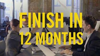Texas Wesleyan University TV Spot, 'Get Your MBA 100% Online Like a Boss' - Thumbnail 6