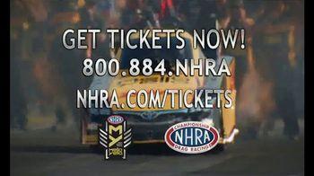NHRA TV Spot, 'Southern, Heartland & New England Nationals' - Thumbnail 10