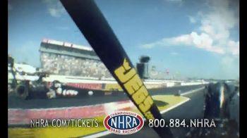 NHRA TV Spot, 'Southern, Heartland & New England Nationals' - Thumbnail 3