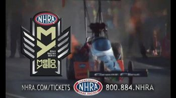 NHRA TV Spot, 'Southern, Heartland & New England Nationals' - Thumbnail 5