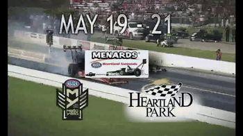 NHRA TV Spot, 'Southern, Heartland & New England Nationals' - Thumbnail 7