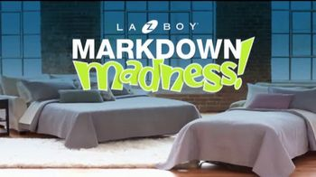 La-Z-Boy Markdown Madness Event TV Spot, 'Floor Samples and Closeouts' - Thumbnail 2