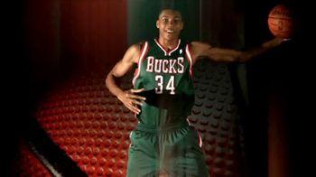 NBA TV Spot, 'Why Do I Play: Giannis Antetokounmpo' - 3 commercial airings