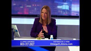 Omega XL TV Spot, 'Secretos de salud' con Ana Maria Polo [Spanish]