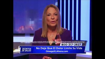 Omega XL TV Spot, 'Secretos de salud' con Ana Maria Polo [Spanish] - Thumbnail 3