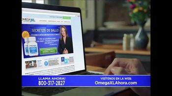 Omega XL TV Spot, 'Secretos de salud' con Ana Maria Polo [Spanish] - Thumbnail 4